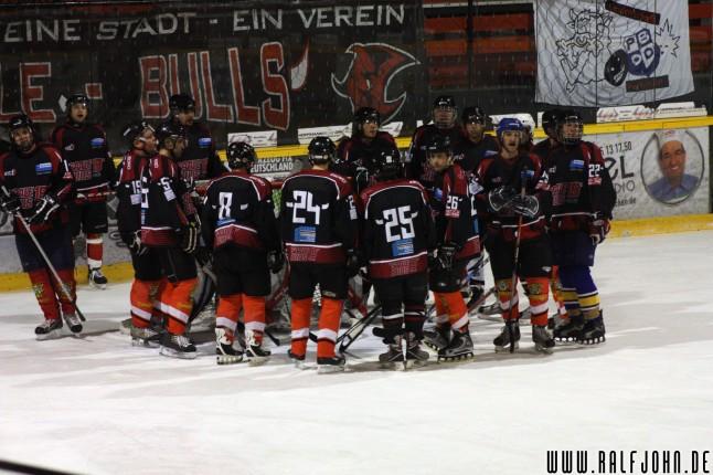 Saale Bulls 1C - Ilmenau Rangers