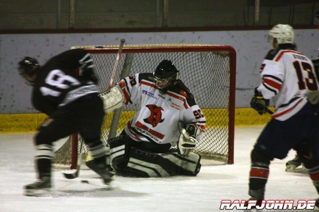 BSC 2007 - Saale Bulls 1B - Tor für Berlin