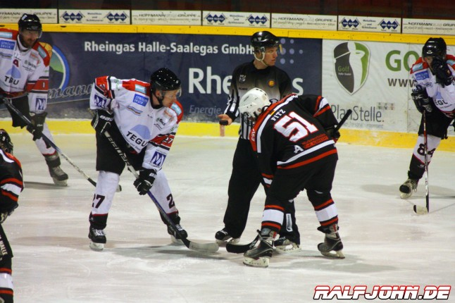 Saale Bulls 1C - Ice Rebells - Bully