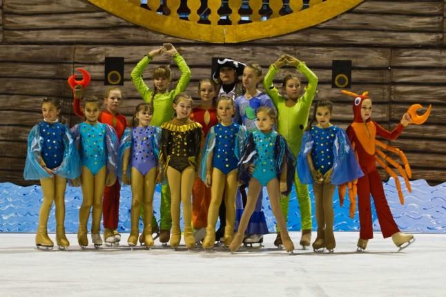 Eismärchen 2012 Peter Pan 2
