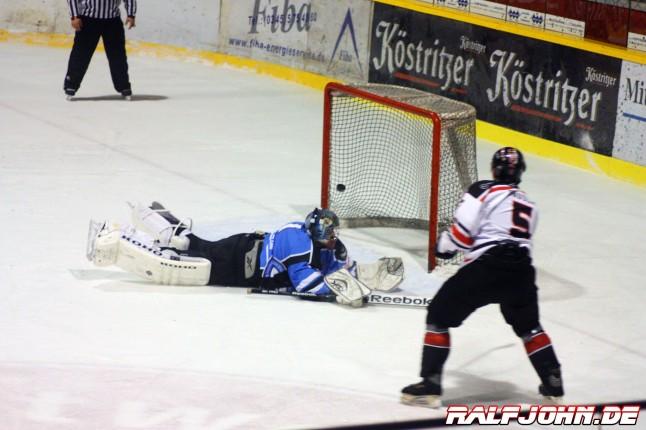 Saale Bulls 1B - Leipziger Eissportclub - Penalty Gindulin