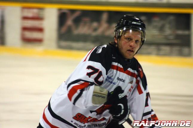Spielt seine stärkste Saison im Trikot der Saale Bulls - Abteilungsleiter Alex Mänicke