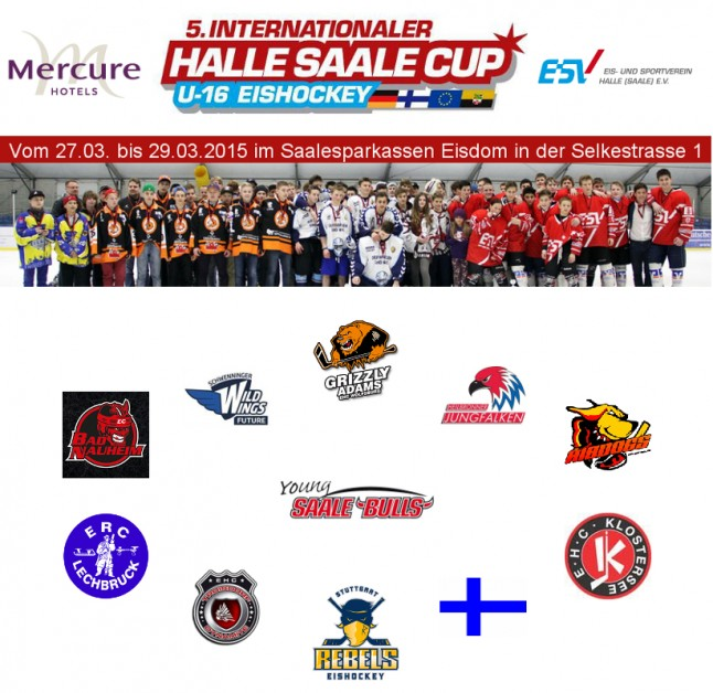 Halle/Saale Cup 2015