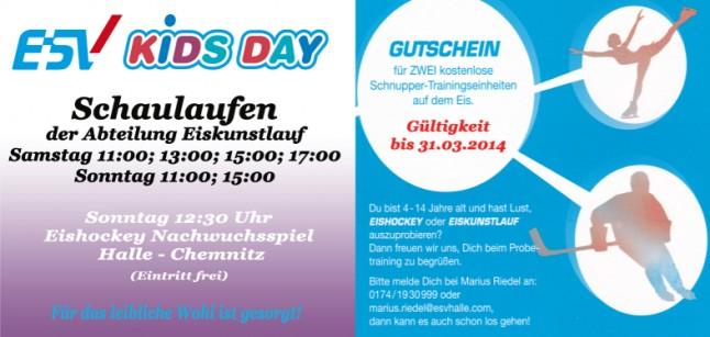 ESV Halle Kids Day