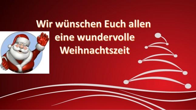 Weihnachtsgrüße vom ESV
