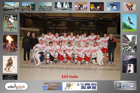 ESV Halle & Friends in Zell
