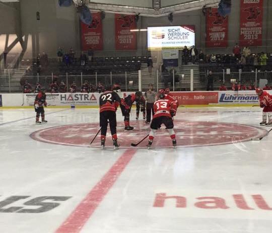 Young Saale Bulls - Jugend gegen Erfurt
