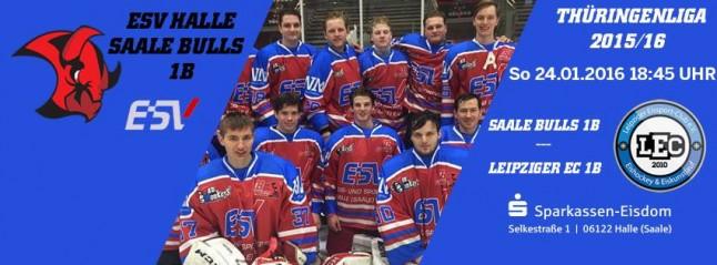 Saale Bulls 1b - Icefighters 1b