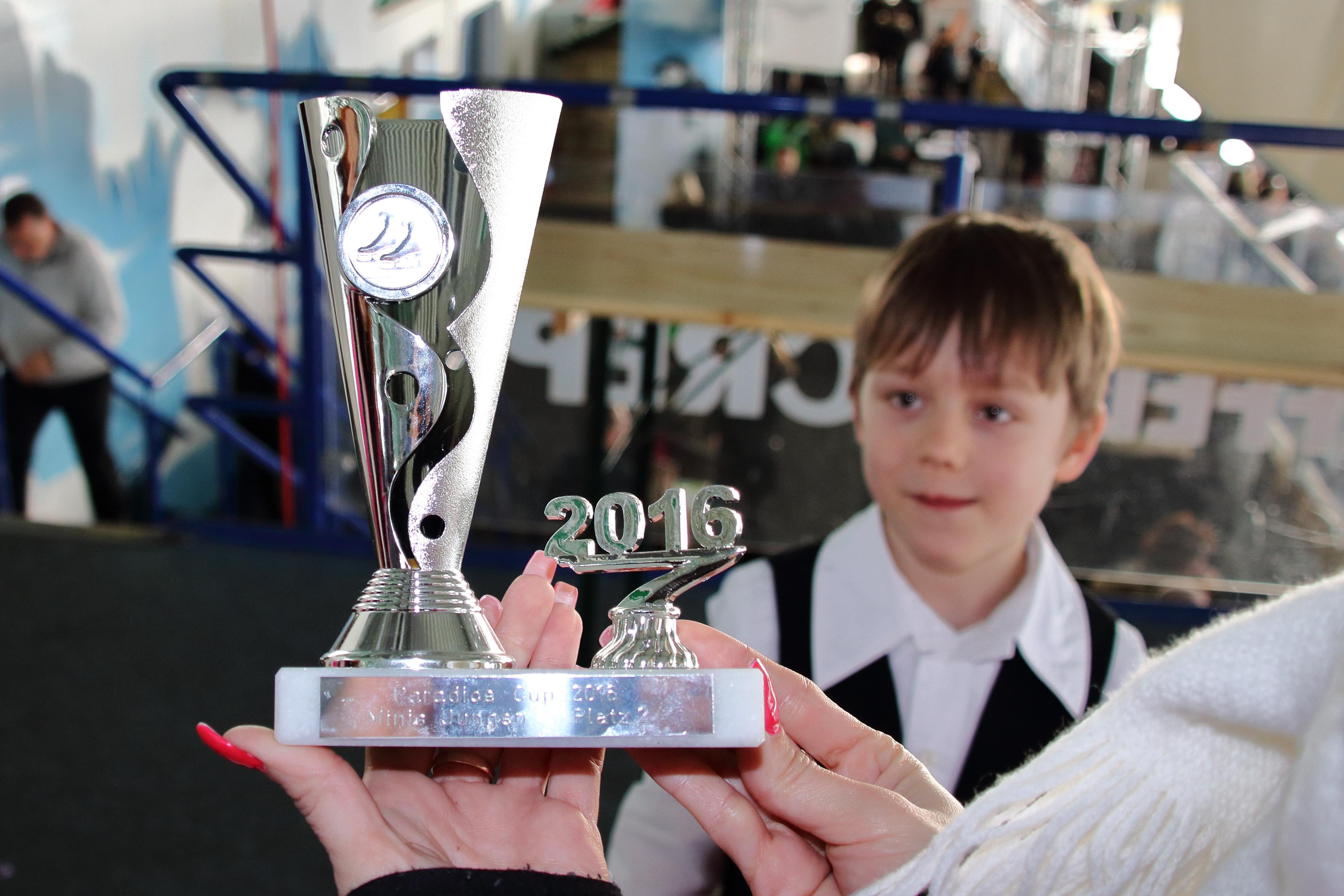 Paradice Cup 2016 in Bremen