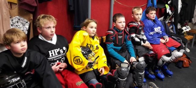 Eisbär Projekt - Gruppe Eishockey