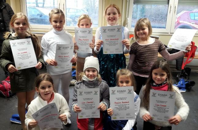 Eisbär Projekt - Gruppe Eiskunstlauf