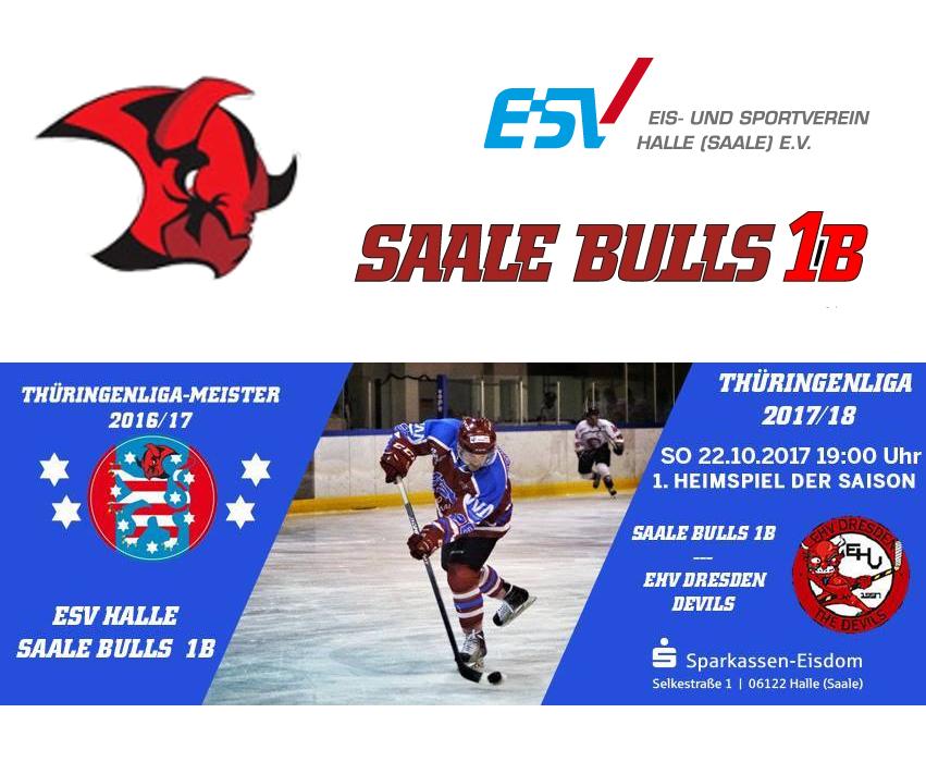Saale Bulls 1b gegen Dresden Devils