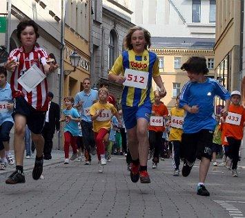 ESV läuft für krebskranke Kinder