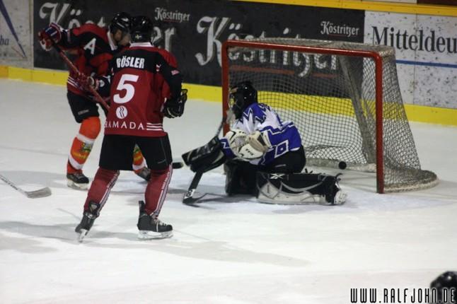 Saale Bulls 1c verliert gegen Erfurt