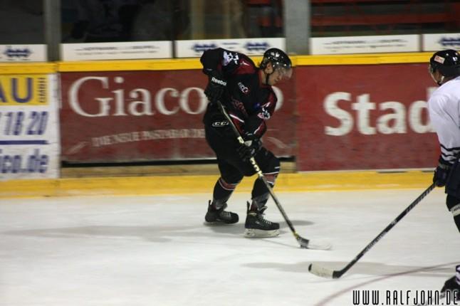 Saale Bulls - Kapitän Marius Riedel