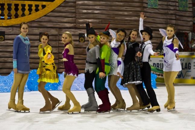 Eismärchen 2012 Peter Pan 1