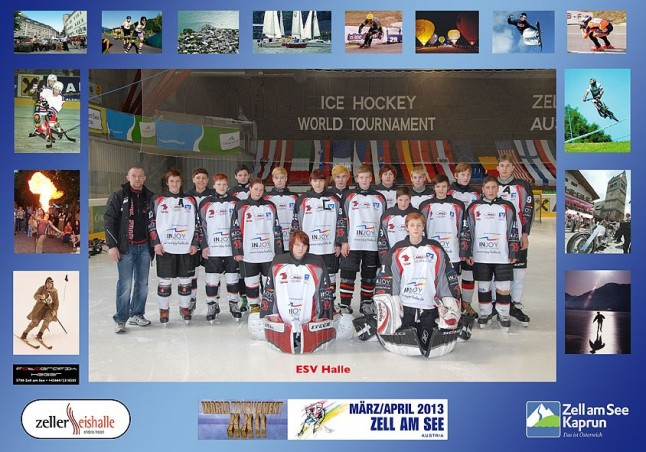 Young Saale Bulls World Tournament in Zell