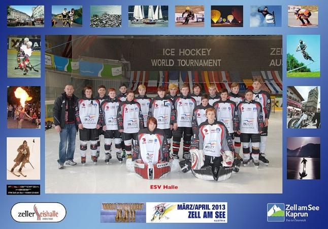 Young Saale Bulls mit 3. Platz bei World Tournament