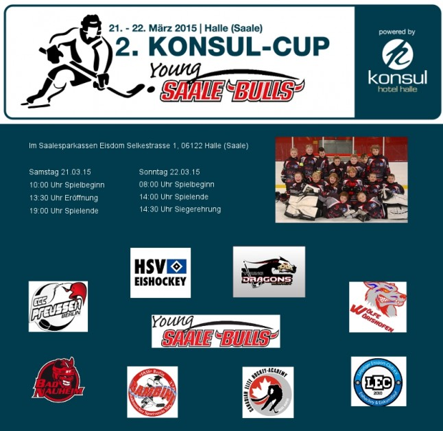 ESV Halle - Konsul-Cup 2015