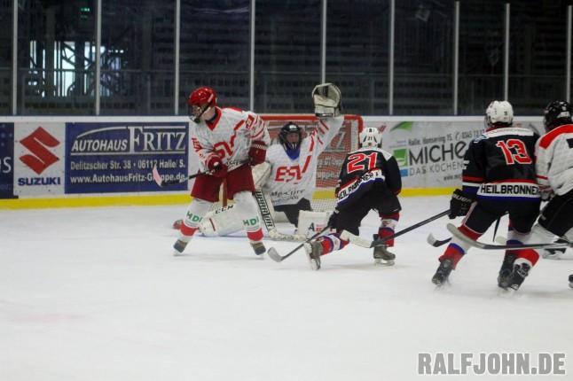 Finale: Jungfalken - Young Saale Bulls
