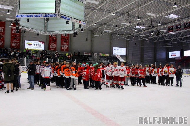 Halle/Saale Cup 2015 - Siegerehrung