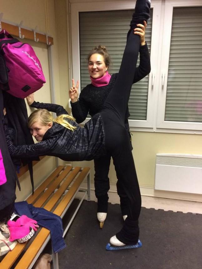 Zajchenko und Meng - Stretching