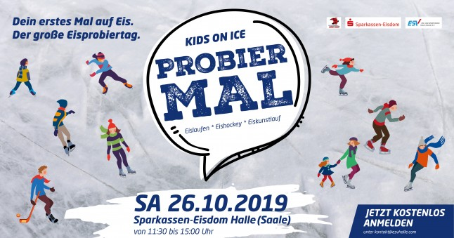 3. Kids on Ice Day in Halle