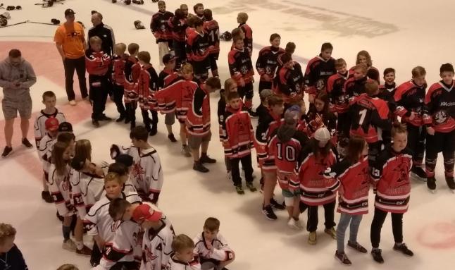 Young Saale Bulls U13 in Erfurt 2019