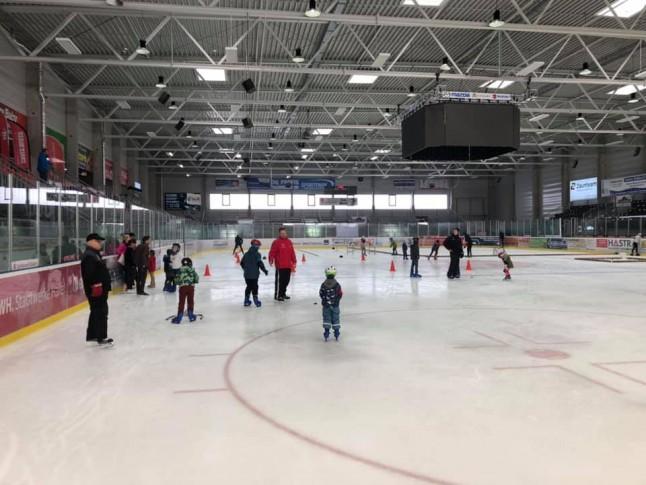 Kids on Ice Day – der Dritte