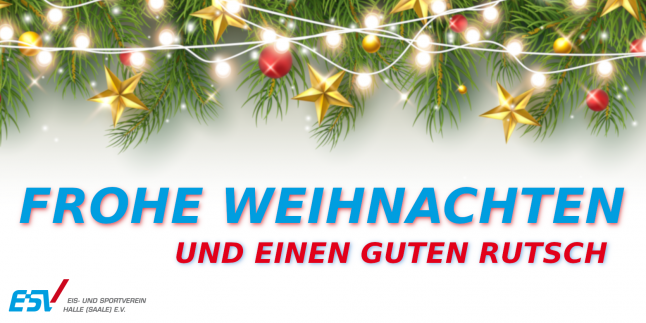 ESV Halle Weihnachten 2019