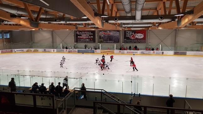 Young Saale Bulls U15 vs Eisbären Juniors Berlin