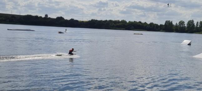 Wasserskifahren 2021